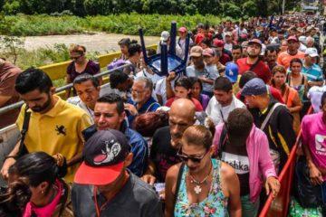 La intención es brindar ayuda a unos 700 venezolanos que carecen de documentación o dinero para movilizarse