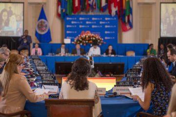 Bahamas, Barbados, Jamaica y República Dominicana se unieron a EE.UU. y al Grupo de Lima en la votación