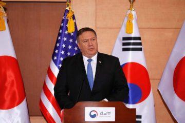 El representante estadounidense aclaró que EE.UU. no aliviará sanciones a Norcorea hasta que se complete la desnuclearización