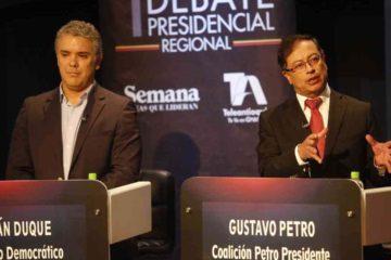 El candidato por Centro Democrático proyecta a convertirse en el nuevo presidente de Colombia de acuerdo a las últimas encuestas