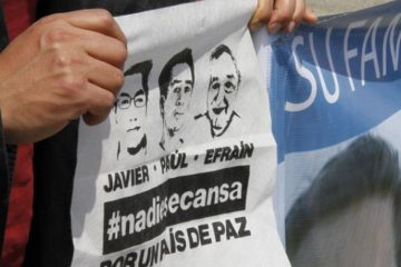 Ecuador se pronuncia ante el caso de los periodistas asesinados