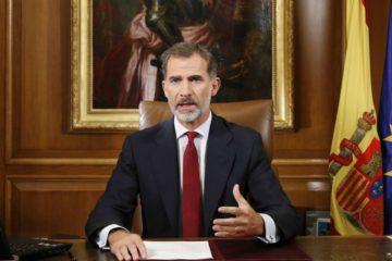 Rey de España firma nombramiento de Pedro Sánchez
