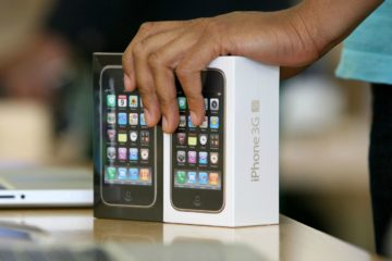 El iPhone 3GS es relanzado al mercado