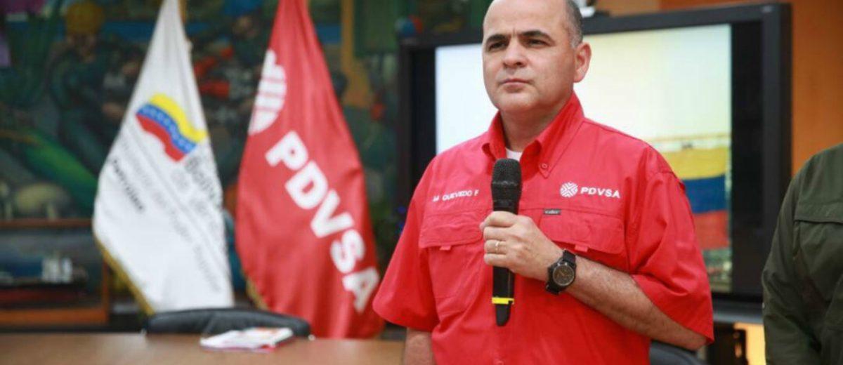 Quevedo : Venezuela cumplirá con la Opep