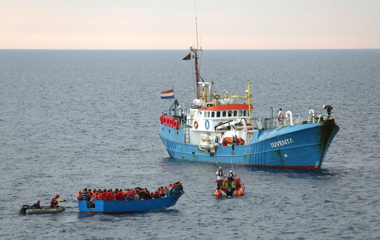 112 personas fallecieron en un naufragio con destino a Túnez