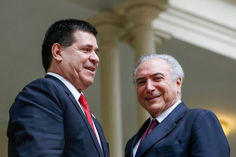 Brasil y Paraguay se reunieron en el 1° encuentro bilateral