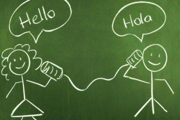 El bilingüismo ayuda a reducir la dislexia