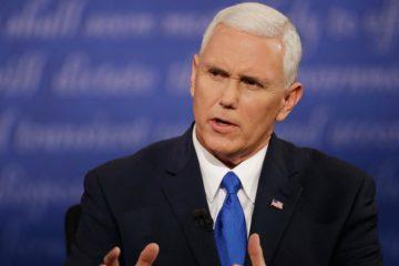 doble llave - El vicepresidente del gobierno estadounidense Mike Pence hará la solicitud este lunes en la Asamblea Anual del organismo