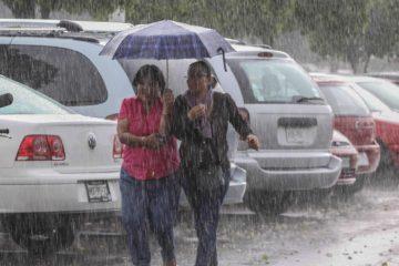 doble llave - Por medio de su cuenta de Twitter el servicio de meteorología nacional informó cuáles serán los estados con mayor impacto lluvioso