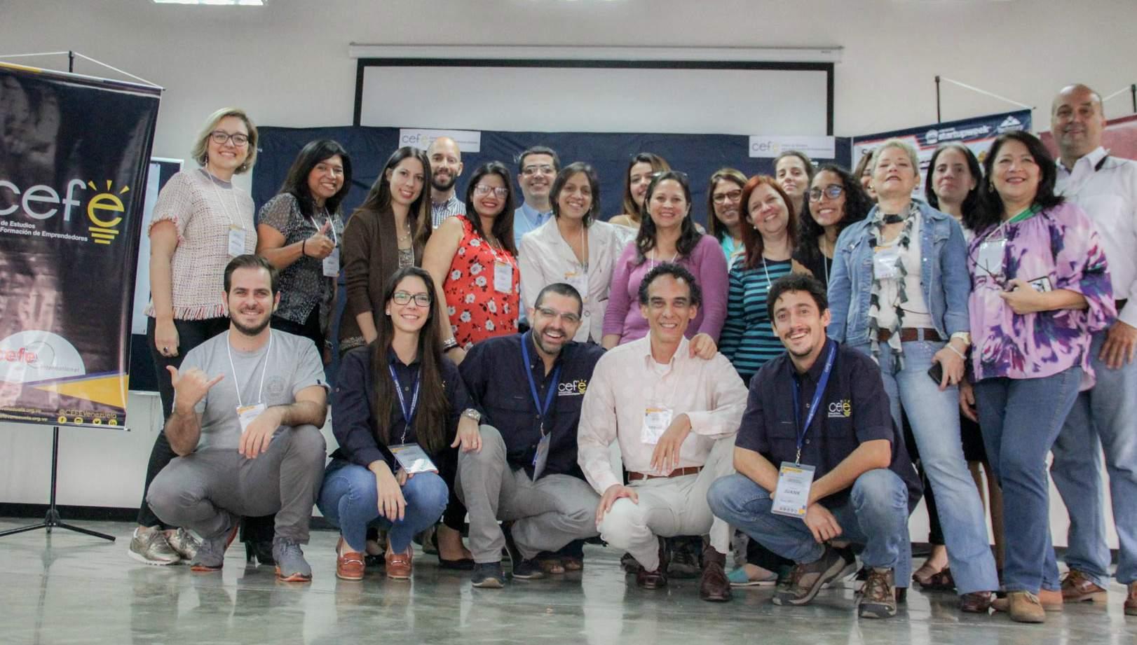 DOBLE LLAVE - Del 18 al 22 de junio más de 50 organizaciones se reunieron para disfrutar de una experiencia más que emprendedora