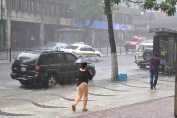 Protección Civil indicó que una Onda Tropical afecte el oriente del país