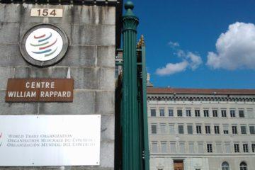 EEUU presenta demanda ante OMC por aranceles