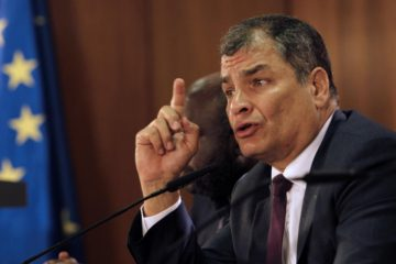 Corte Nacional de Ecuador ordena prisión preventiva para Rafael Correa