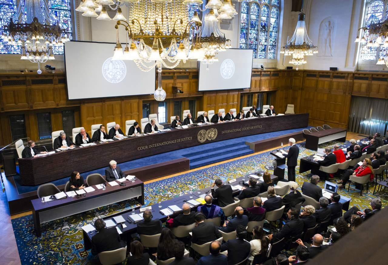 La corte señaló que Teherán a la libre exportación de bienes relacionados con necesidades humanitarias