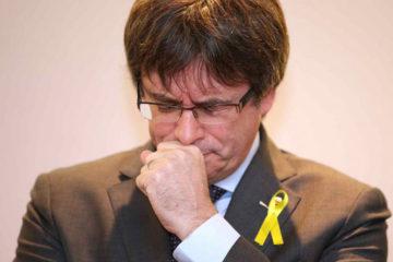 La justicia española reclama también a el expresidente por los actos violentos acontecidos 1 de octubre de 2017 en Cataluña