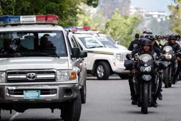 Las víctimas fueron identificadas como Jonathan David La Chira Vicente (25) y Kenny Gregorio Linares Villegas (39)