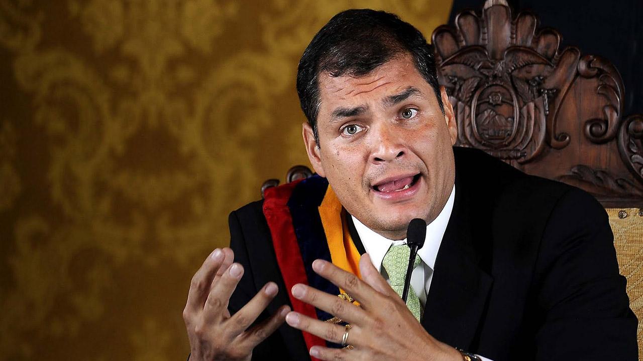La CNJ emitió la decisión judicial tras el incumpliendo de Correa en no asistir a la medida cautelar pautada desde el pasado 2 julio