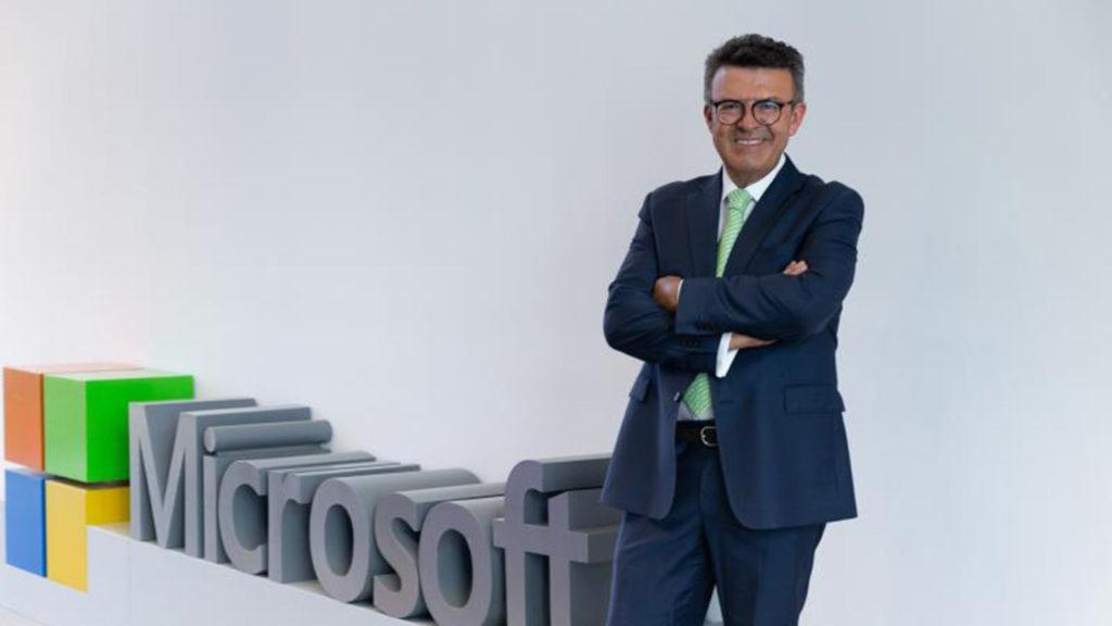 El mexicano Enrique Perezyera será el nuevo encargado de la empresa para el desarrollo de negocios en nube