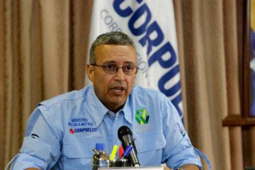El Ministro, indicó que se reportaron fuertes precipitaciones en la subestación de Santa Teresa donde se originó la falla eléctrica