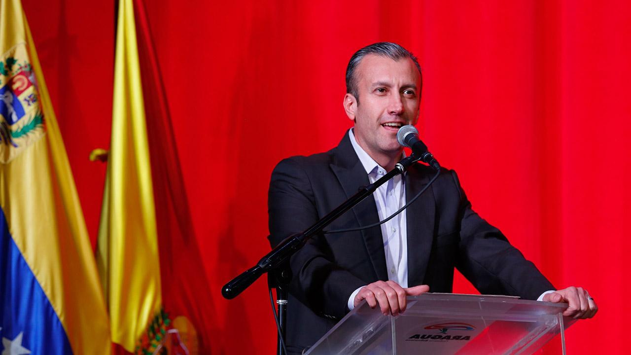 """""""La medida sentará las bases de la independencia en Venezuela"""", comentó Tareck El Aissami"""