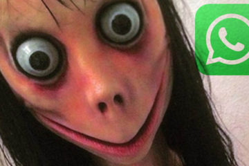 La difusión de la imagen de una aterradora mujer puede servir para incitar al suicidio, violencia, extorsionar y obtener datos personales