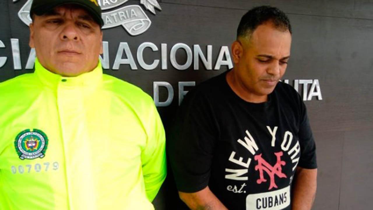 El hombre es acusado por los delitos de tráfico, fabricación o porte de estupefacientes y concierto para delinquir