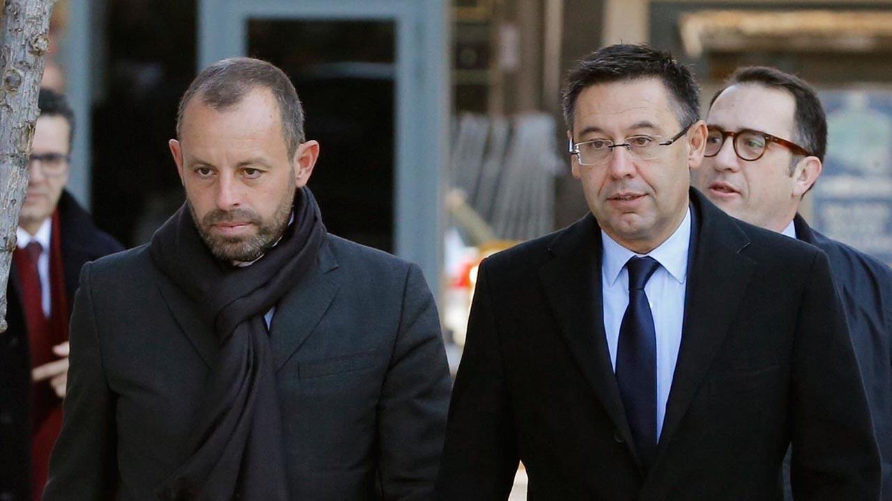 Junto al ex directivo del club español, fueron acusados su esposa y otras cuatro personas