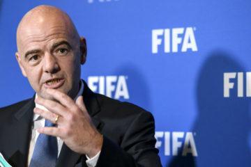 El máximo dirigente de la FIFA expresó su aprobación por la aplicación del VAR que elevó el acierto de los árbitros a un 99 por ciento