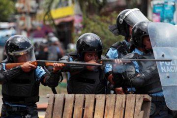 El organismo de DD.HH. rechaza la participación de grupos violentos gubernamentales que agreden a manifestantes