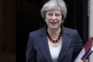Doble Llave-La primera ministro aseguró que mantendrá una posición firme en la negociaciones con Bruselas
