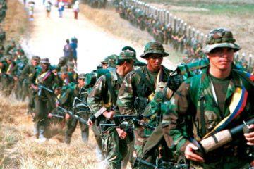 Fallecidos pertenecían a la organización paramilitar de Colombia