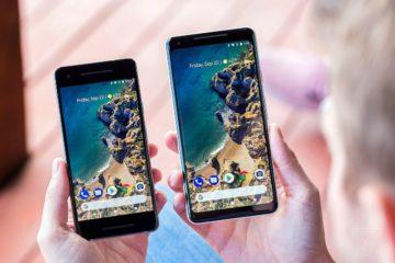 Google lanzará los celulares Pixel 3 y Pixel 3XL