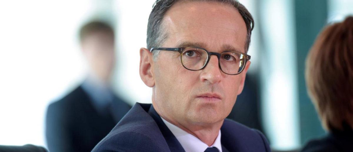 El ministro de exteriores de Alemania pide desarticular a los paramilitares que atentan contra la población nicaragüense