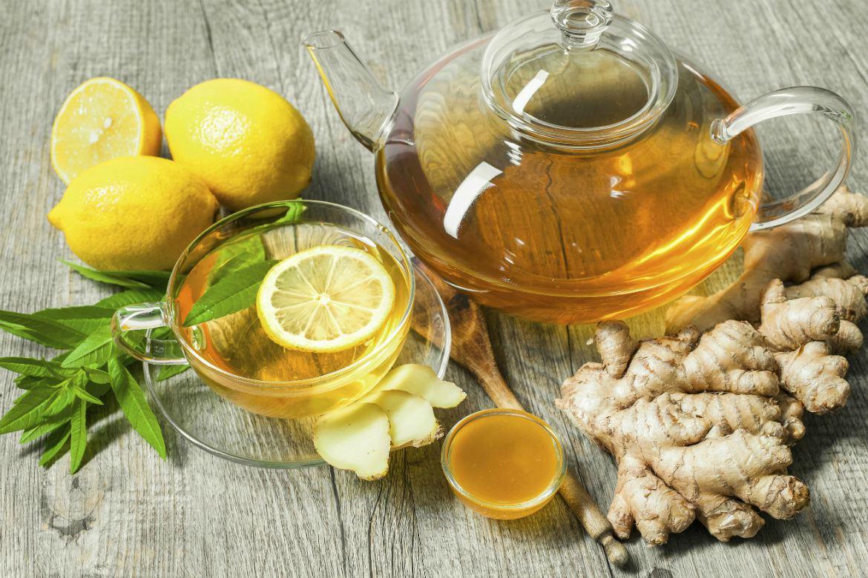 El jengibre es ideal para la tos y la gripe