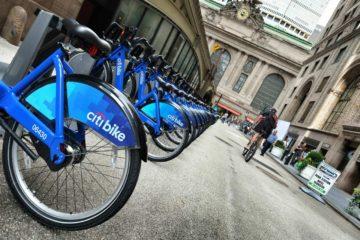 Lyfty adquiere la empresa Motivate líderes en el servicio de bicicletas