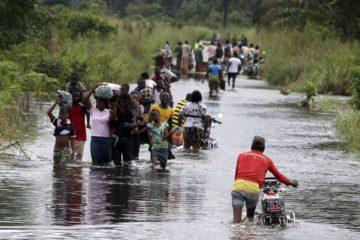 Inundaciones en Nigeria dejan más de 44 fallecidos
