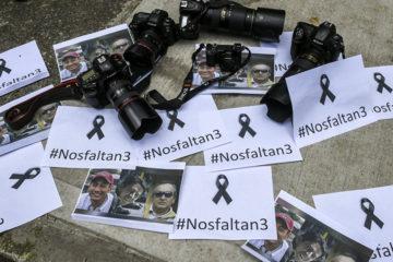Capturan a un hombre por el asesinato de los periodistas ecuatorianos