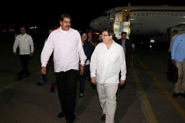 El mandatario venezolano participará en la cumbre que reunió a más de 400 delegados progresistas y de izquierda de la región