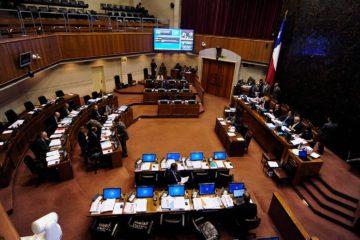 Senado chileno reconoce como autoridades legítimas al TSJ en el exilio