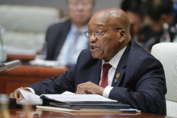 Fue postergado para noviembre juicio del expresidente Jacoz Zuma