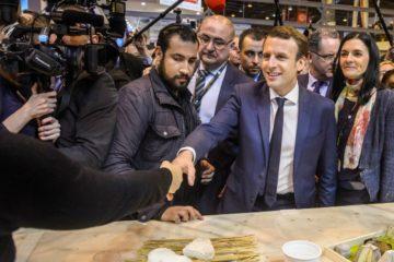 Detienen al jefe de seguridad de Emmanuel Macron