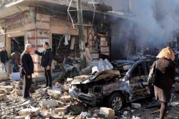 Se presume que los ataques suicidas fueron perpetrados por miembros del Estado Islámico