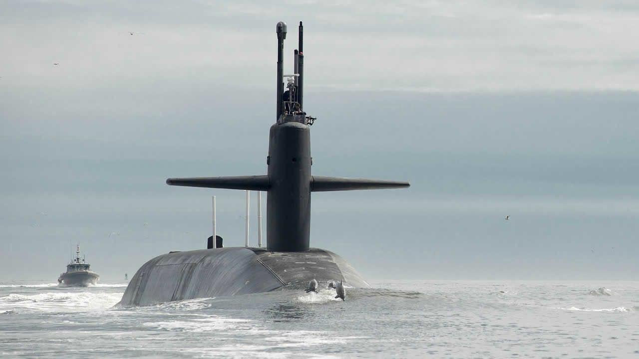 Chinos desarrollan submarinos con inteligencia artificial