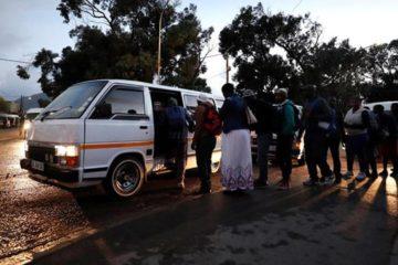 DOBLE LLAVE - Las victimas regresaban del entierro de un compañero de trabajo cuando fueron atacados sin mediar palabras