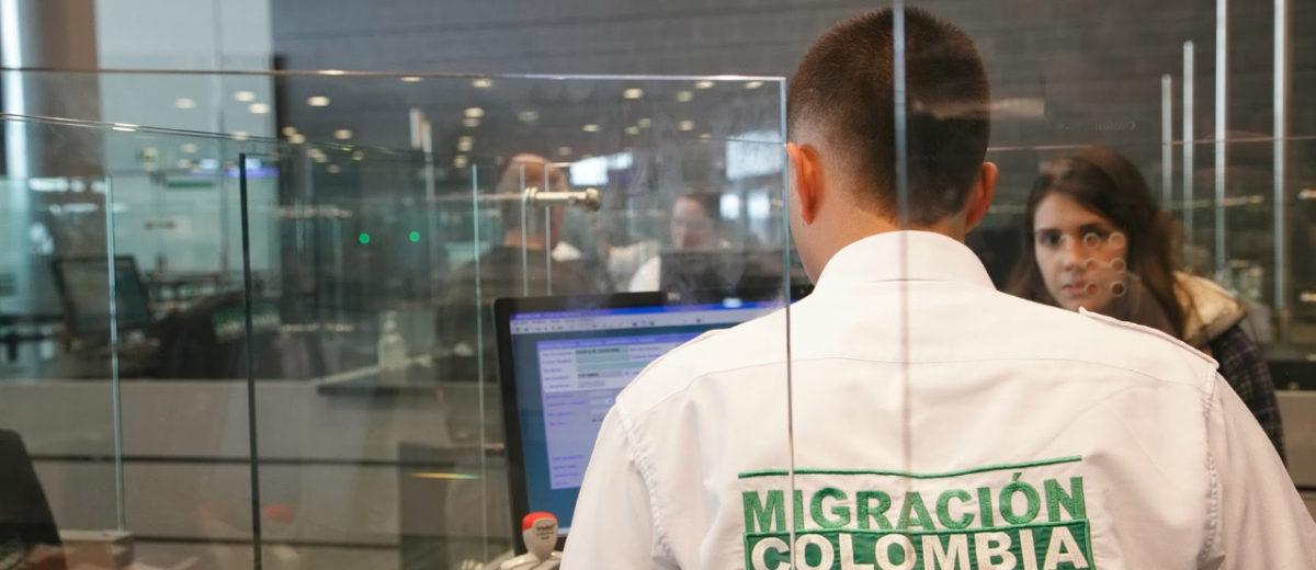 Migración de Colombia sostiene que con el trámite se les dará a los migrantes un permiso de permanencia en el país