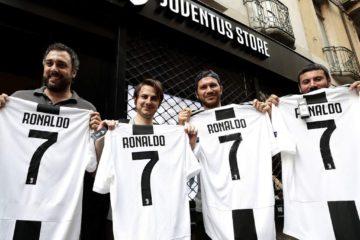 La tienda digital de la Juventus se quedó fuera de servicio