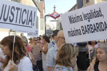 Tribunal de España abre juicio contra una mujer que huyó con sus hijos