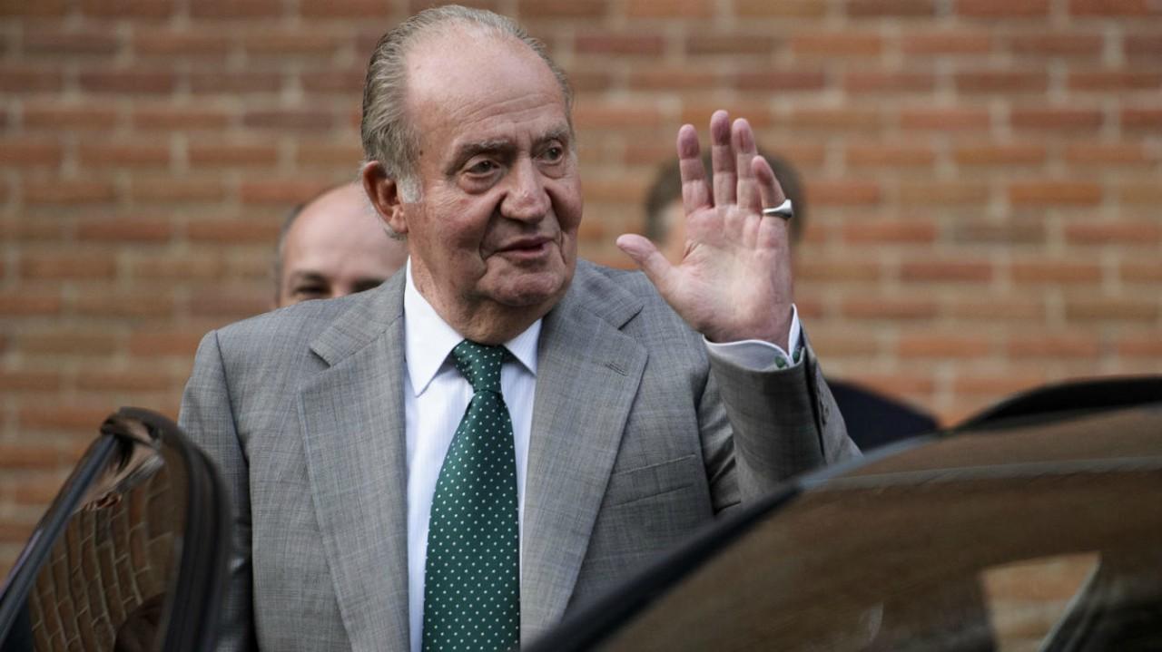 Congreso español iniciará investigación al rey Juan Carlos I