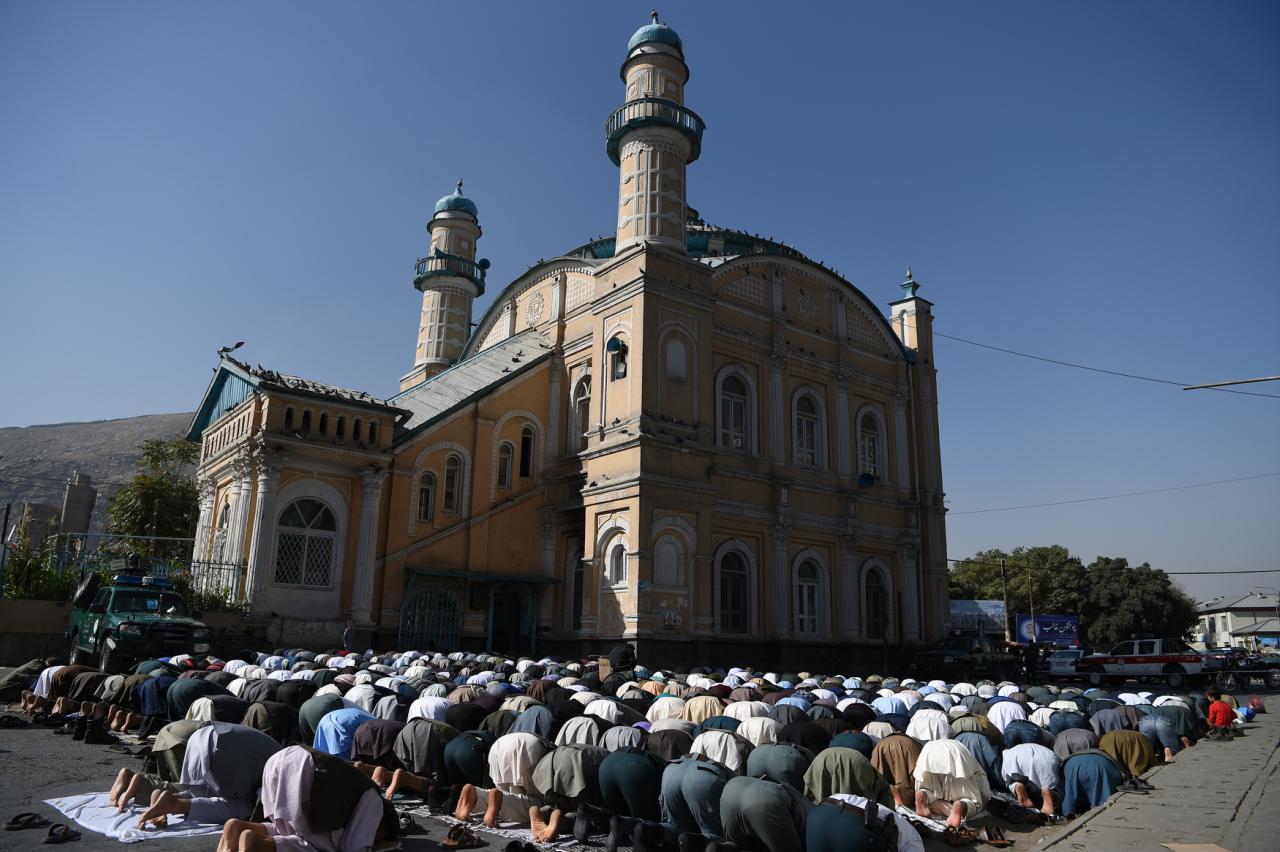 Ataque en mezquita deja más de 20 muertos en Afganistán