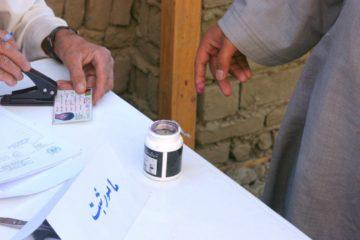 Afganistán celebrará elecciones presidenciales en abril de 2019